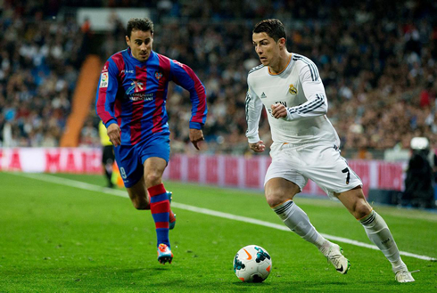 Ronaldo vs. Levante