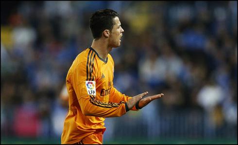 """Ronaldo, """"Calm Down"""""""