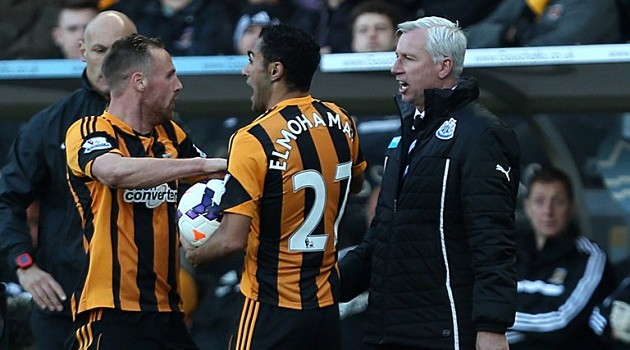 Newcastle's Alan Pardew Loses Head
