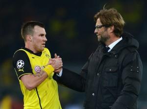 Dortmund coach Klopp