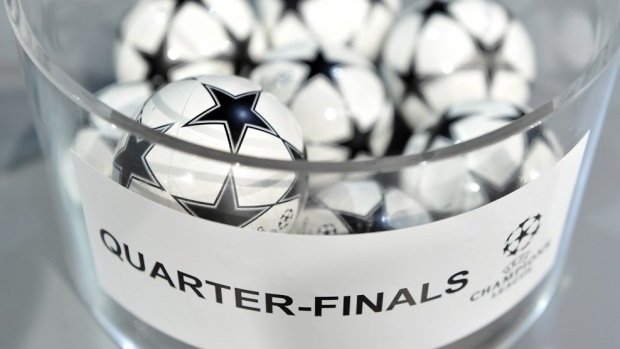 Excitement In Store for Champions League Quarter-Finals Pt. 1