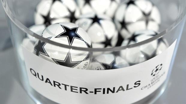 Excitement In Store for Champions League Quarter-Finals Pt. 1