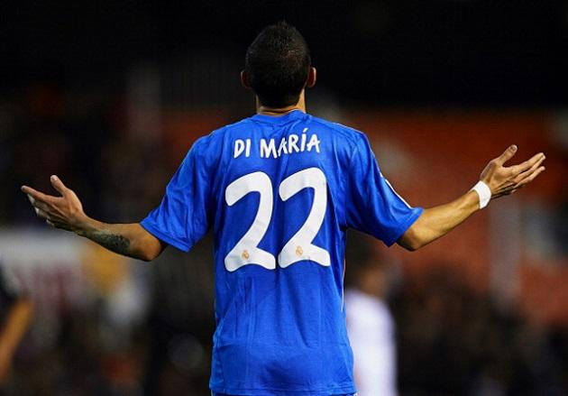 Real's Di Maria