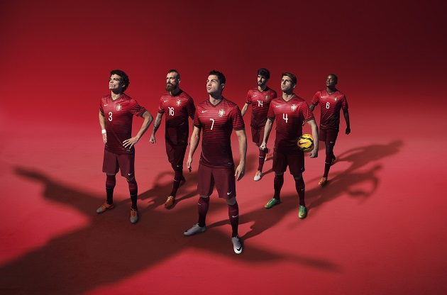 Portugal home kit group