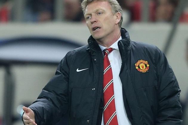 Moyes for Man United