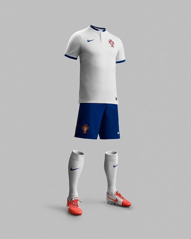 Portugal full away kit