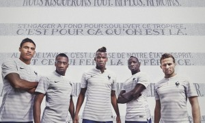France's World Cup Away Kit Arrives