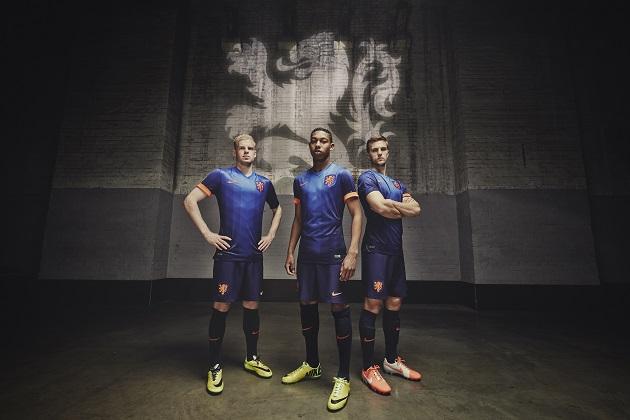 Dutch away team