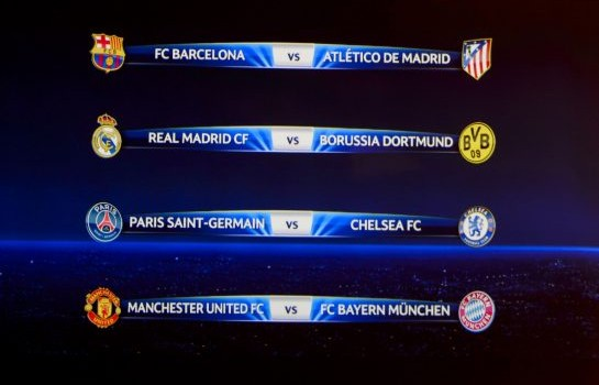 Excitement In Store for Champions League Quarter-Finals Pt. 2