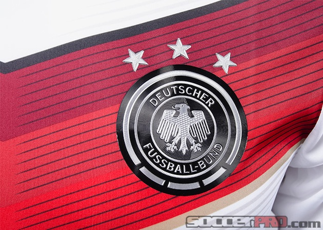 adidas Germany crest home