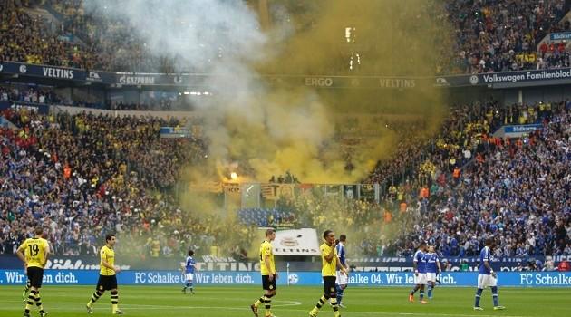Dortmund Prepares for Rival Schalke