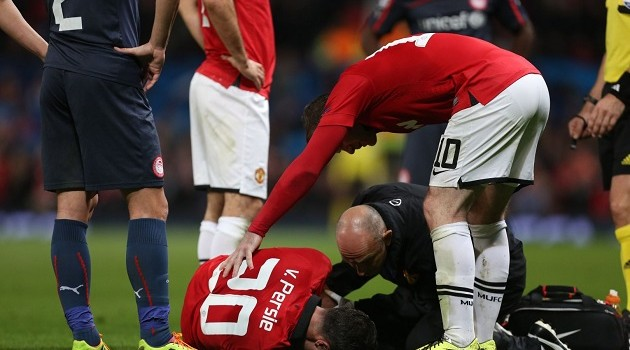 RVP's Injury – Blessing in Disguise?
