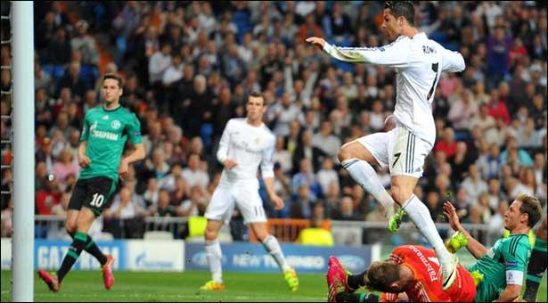 Ronaldo vs. Schalke