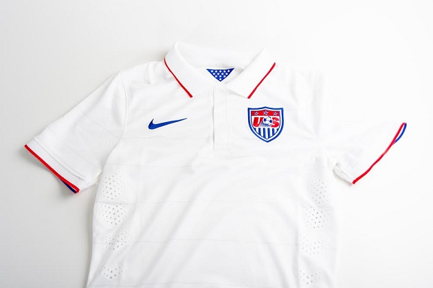 World Cup Home Jersey - USA