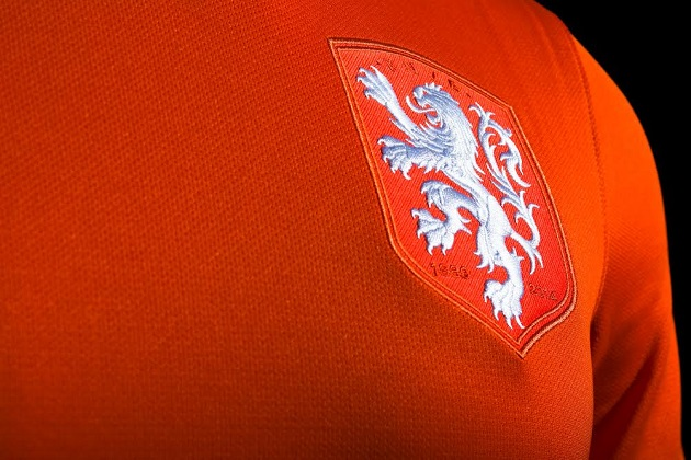 Netherlands Home kit crest