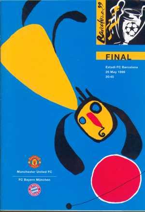 1999 Champions League final