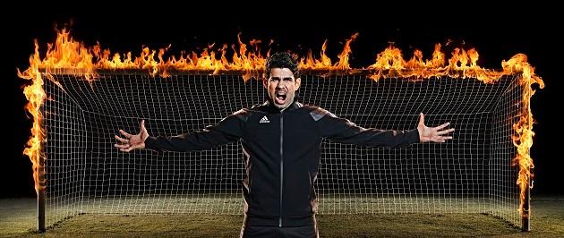 adidas signs Costa