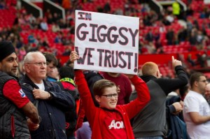 United fan for Giggs