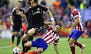 David Luiz Shows the Future of Diving