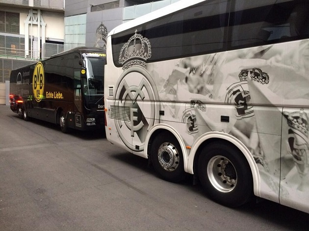 BVB-Real buses