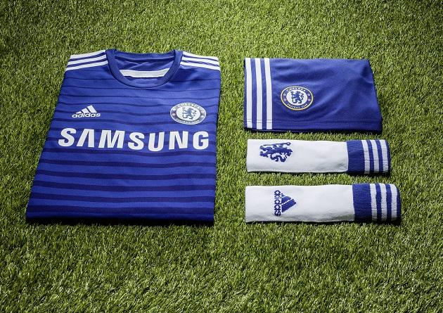Chelsea full 2014/15 kit