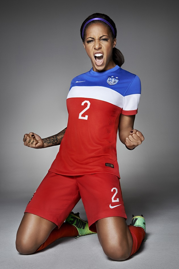 Leroux in Away jersey