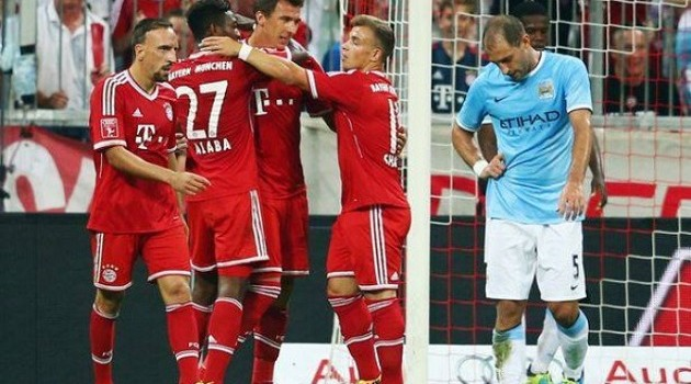 Bayern Looks to Take Suspense Out of Man United Fixture