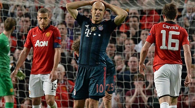 Bayern: In Complete Control or Sincere Danger?