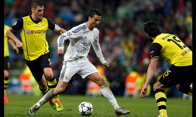 Real vs. Dortmund