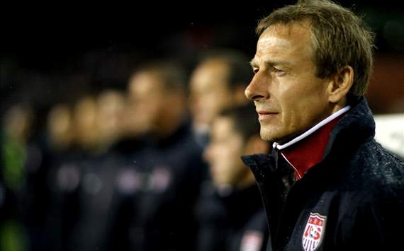 Klinsmann looking