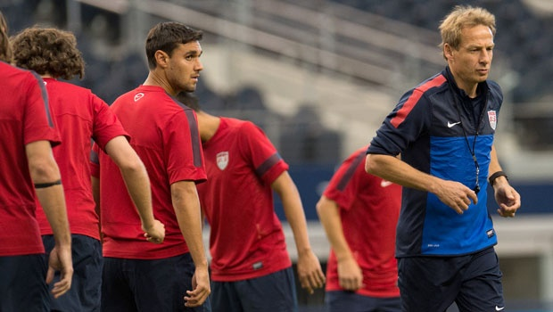 Klinsmann and Wondolowski