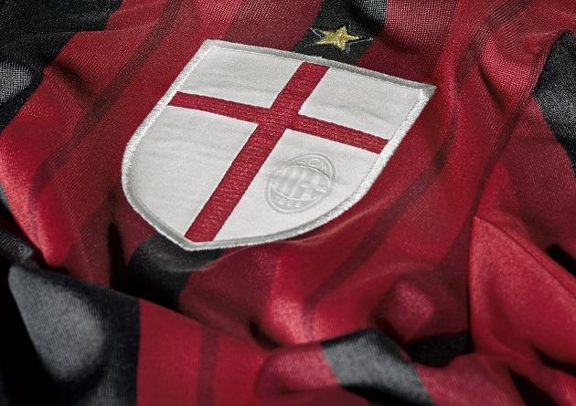 AC Milan Home crest