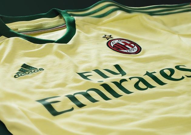 AC Milan Third jersey