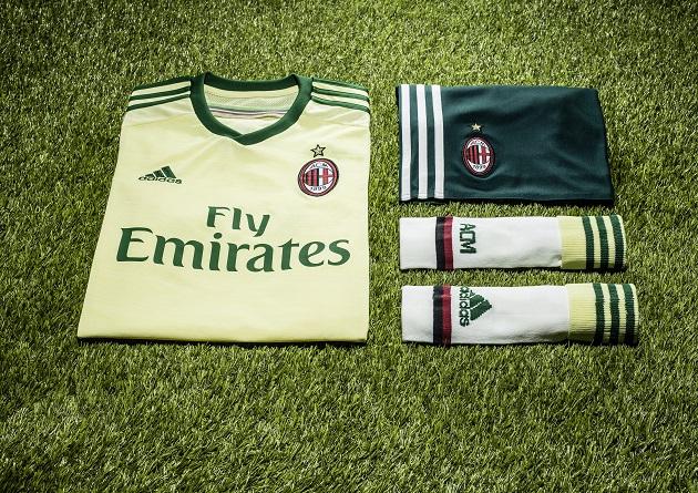 AC Milan third kit
