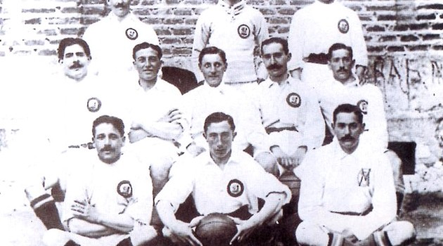 1905 Real Madrid team