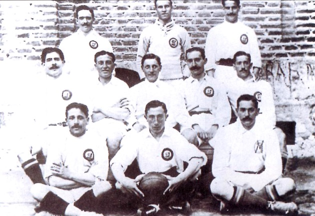 1905 Real Madrid