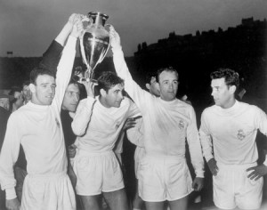 Real Madrid in 40s