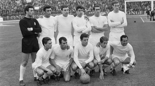 1966 Real Madrid team
