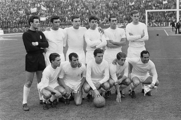 Real Madrid 1966