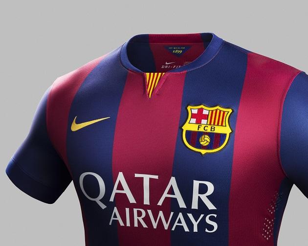 Barcelona Home crest