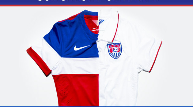 Wanna Win a USA World Cup Jersey?