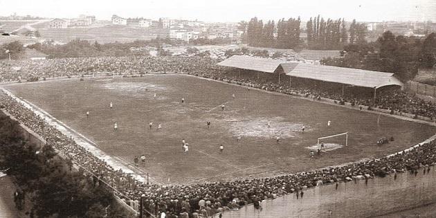 Chamartin stadium