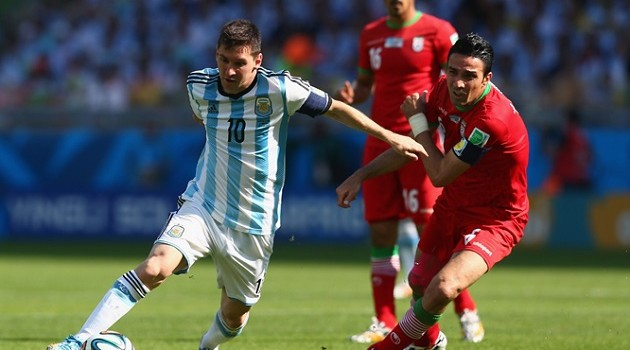 World Cup Day TEN: Messi Magic