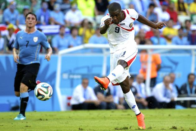 Costa Rica beats Uruguay