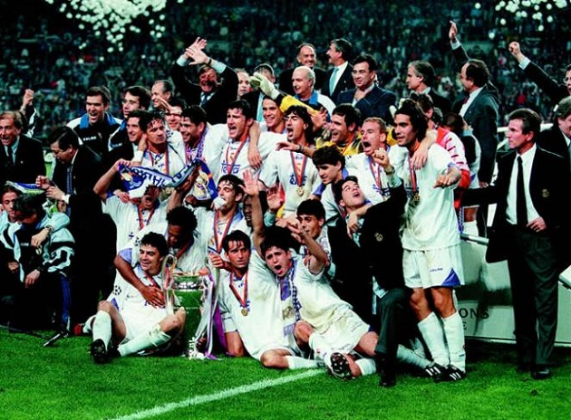 Real Madrid 1998