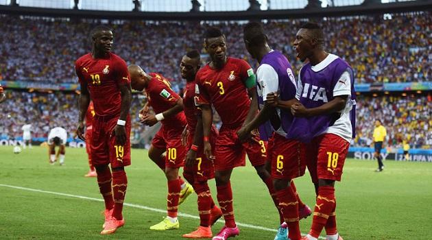 Germany vs. Ghana