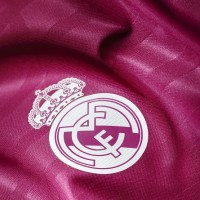 Pink Reigns On Real Madrid 2014-15 Home and Away Kits