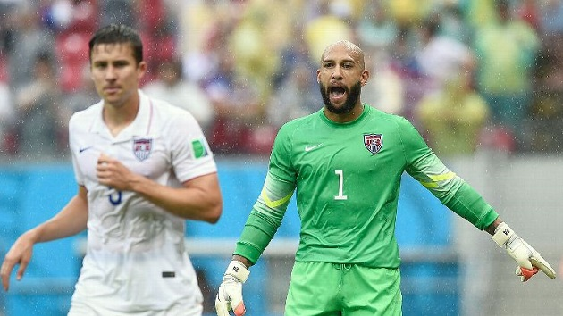 Howard for USMNT