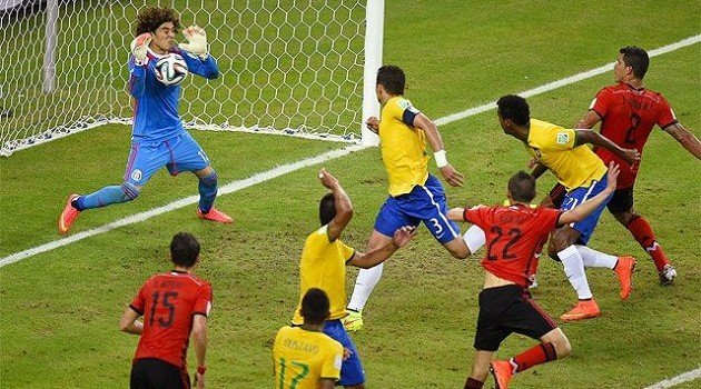 World Cup Day SIX: Brazil Balks