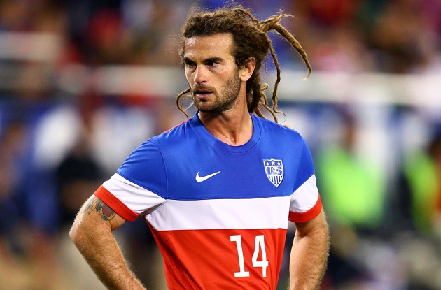 Kyle Beckerman for USMNT